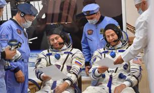 """""""Союз МС-10"""": Аварийная посадка космического модуля. Видео"""