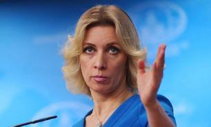 Захарова предложила Зеленскому дать интервью российским СМИ