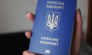 Украинцев больше не будут пускать в Россию по внутренним паспортам