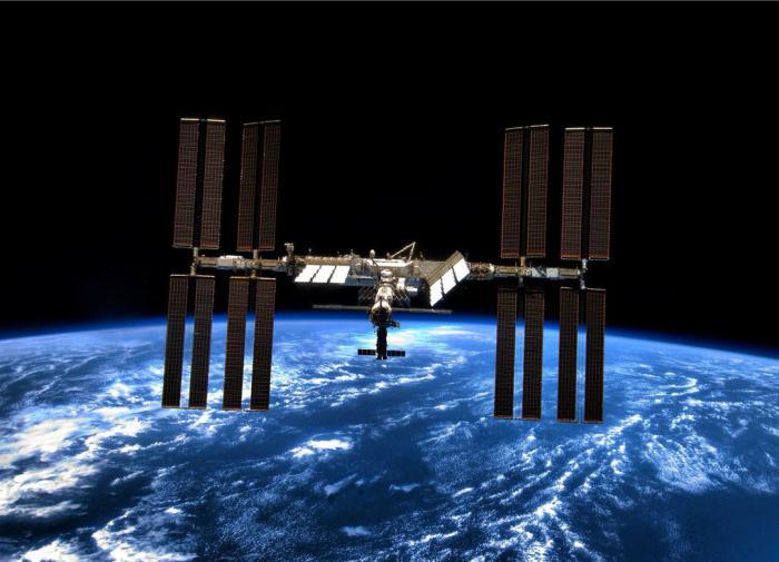 Сирена сработала на МКС из-за сбоя в системе управления