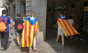 Кровавый сценарий независимости для Барселоны