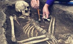 42 скелета со связанными руками нашли в Великобритании