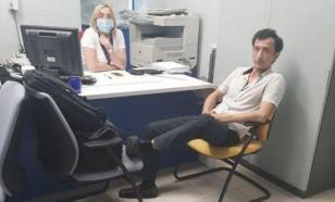 Захватчик заложников в Киеве хочет выйти в прямой эфир