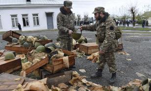 В Нагорном Карабахе объявлено военное положение и массовая мобилизация