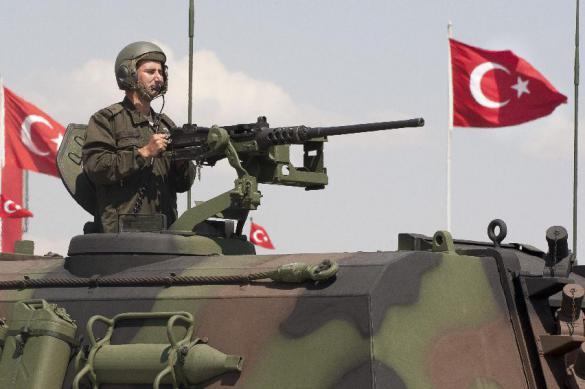 Турция начала новую трансграничную операцию на севере Ирака