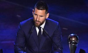 """""""Барселона"""" назвала 17 причин того, что Месси стал лучшим"""