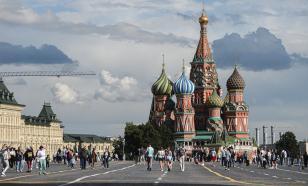 К концу недели погода в Москве испортится