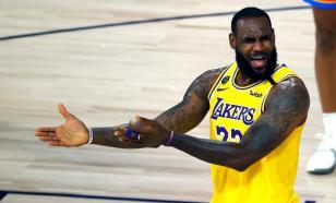 Леброн Джеймс установил рекорд по победам в плей-офф НБА