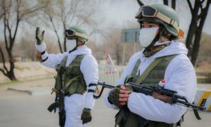 В Бишкеке разобрали все блокпосты