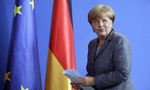 В Конституционный суд ФРГ подан иск против Меркель