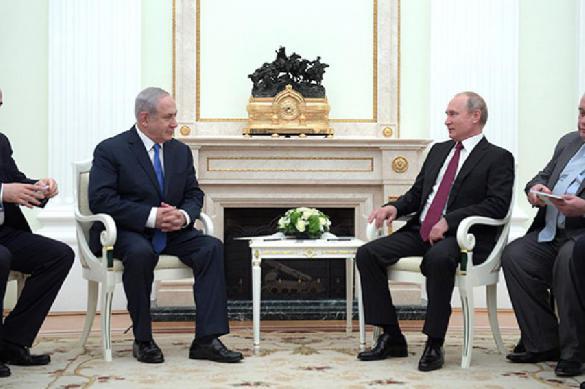 Путин и Нетаньяху вдвоем поделили Сирию