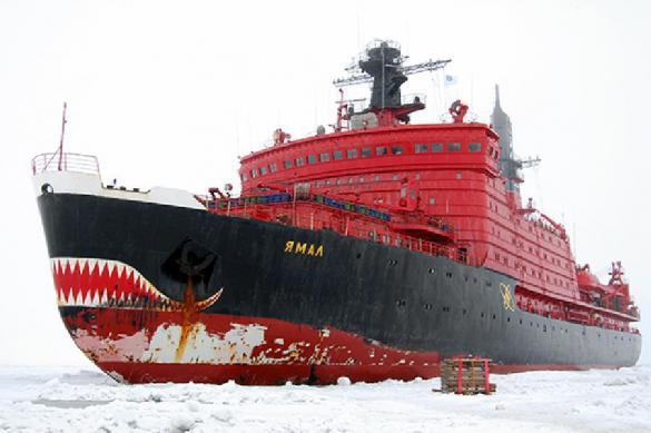 В российском атомном флоте появятся пять новых ледоколов