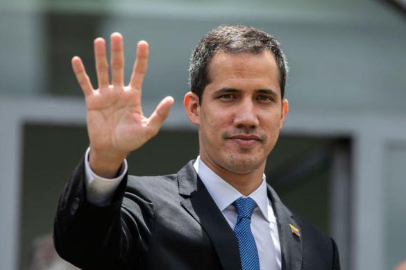 Гуайдо приглашен на ежегодное послание американского президента