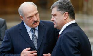 """Лукашенко """"сливал"""" Порошенко данные о перемещении российских войск"""