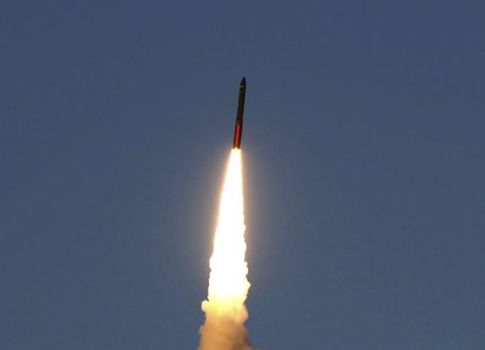 Южная Корея запустила ракету с подлодки