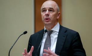 Министр финансов РФ Силуанов ушёл на самоизоляцию