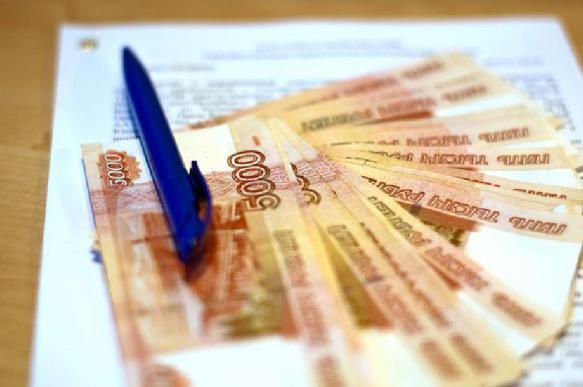 """Россияне, получающие """"серую"""" зарплату, не смогут брать кредиты"""