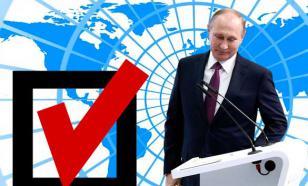 Il Giornale: Путин выиграл все главные выборы в мире