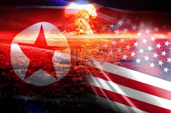 КНДР: у США никогда не получится поставить Северную Корею на колени