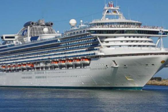 На круизном лайнере с россиянами обнаружили заболевших коронавирусом