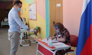Четыре участка для голосования по поправкам открылись на Украине