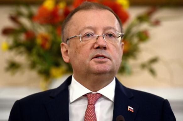 Ушел в отставку посол Российской Федерации в Великобритании