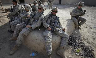 Мощный взрыв прогремел у авиабазы США в Афганистане