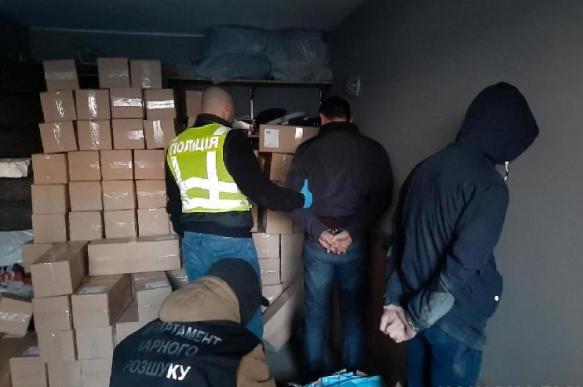 В Киеве раскрыто спровоцированное коронавирусом ограбление года