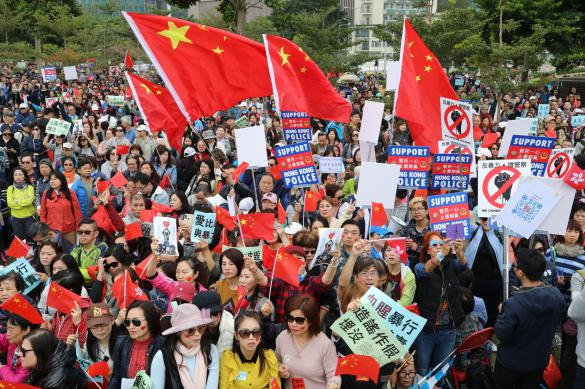 Китай готов отреагировать на любые санкции