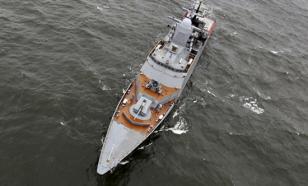 В Японском море испытали вооружение новейшего корвета