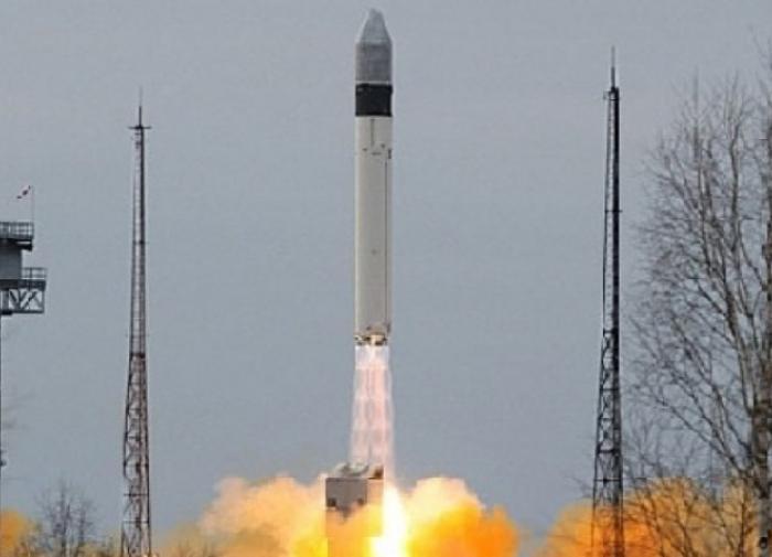 Россия провела минимум космических пусков со времён полёта Гагарина