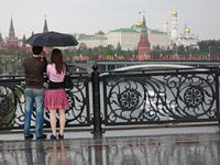 Дожди и заморозки ждут Москву на майские праздники.