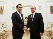 """Путин и Ципрас нанесли """"страшный удар"""" по Западу"""