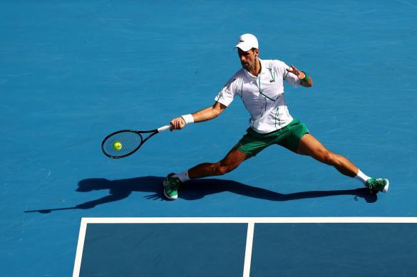 Как теннис выходит из карантина