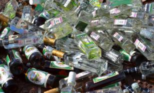 В Югре бизнесмены продавали контрафактный алкоголь в торговых точках