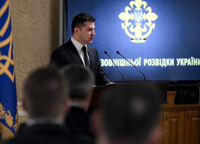 Отчёт украинской разведки: во всём виноват Путин