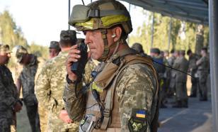 Украина проводит военные учения вблизи границ Крыма
