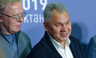 Шойгу вспомнил старый одесский анекдот и ответил Зеленскому про Крым