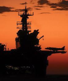 ИноСМИ: утопленный авианосец США означает конец войны