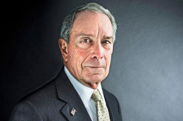 Экс-мэр Нью-Йорка Блумберг поборется за пост президента США