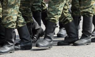 В Госдуме приняли закон о зарплате для солдат-срочников