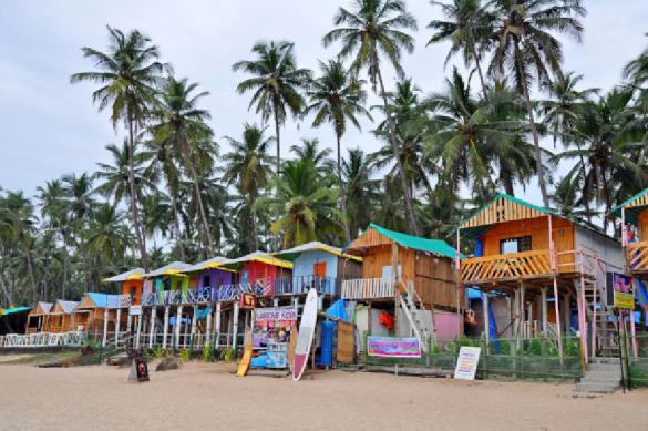 Около шести тысяч российских туристов не могут улететь из Индии