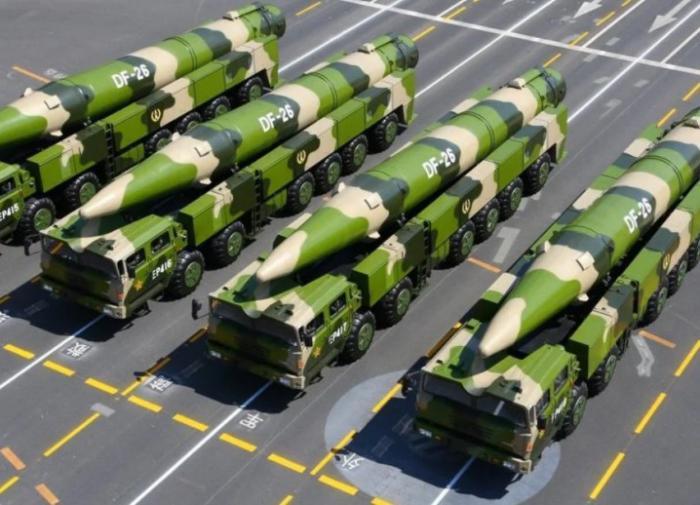 """Китай испытал ракеты - """"убийцы авианосцев"""""""