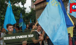 Псевдозащита Запада: Спекуляция на крымских татарах