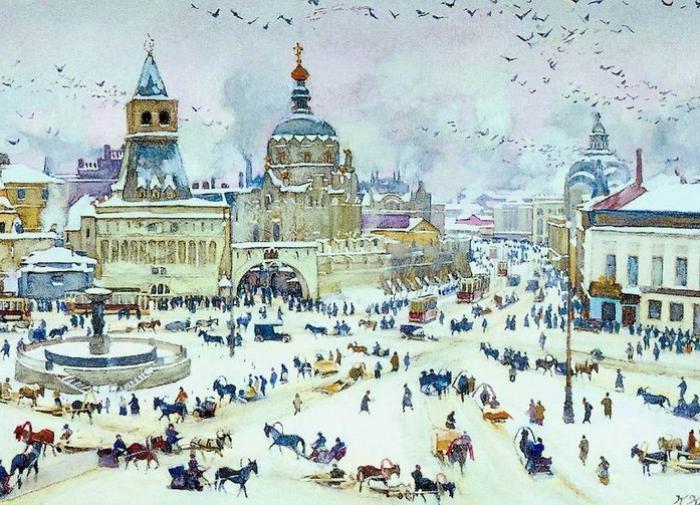 Лубянской площади снова подбирают памятник