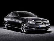 Mercedes показал раньше премьеры новое купе C-Class