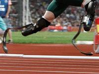 Безногий спортсмен выступит на чемпионате мира по легкой атлетике.