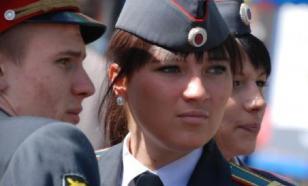 Как они делают это в юбке: депутат о работе женщин-полицейских