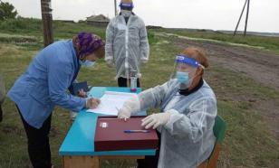 В Омской области COVID-19 выявили у 17 членов избиркомов