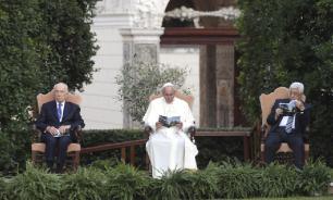 """Ватикан: """"Бедная церковь для бедных людей"""""""